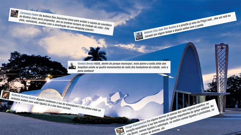 10 comentários dos belo-horizontinos revelam curiosidades incríveis sobre a  capital, veja 90dd11b953