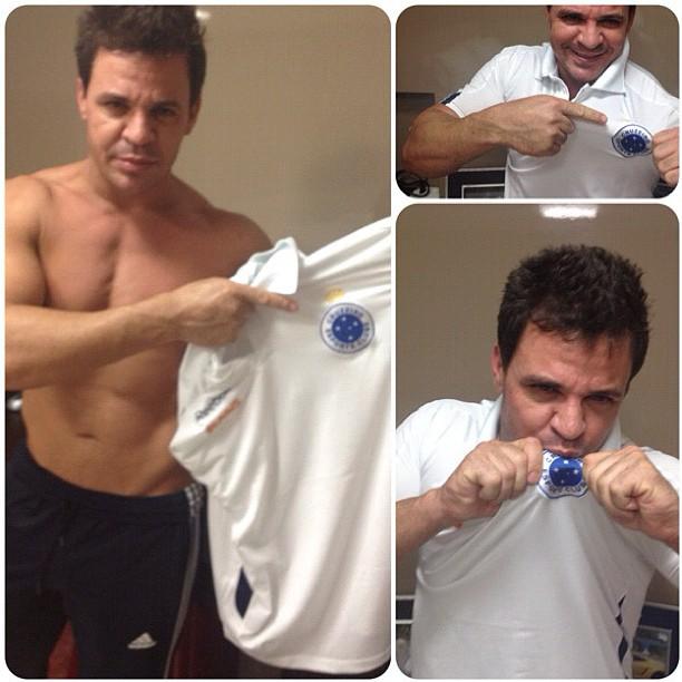 5 Famosos que torcem para o Cruzeiro e 5 que torcem para o Atlético  veja  aqui » Moon BH 2244a8c3912cb